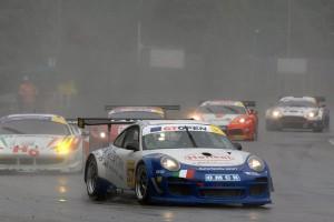 Gianluca Roda verteidigt Gewinn des Porsche Cup. Foto: Porsche