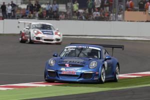 Erste Pole-Position der Saison für Nicki Thiim. Foto: Porsche