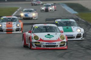 Porsche Sports Cup Deutschland - 2. Lauf 2013 - Hockenheim Foto: Tim Upietz