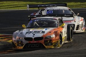 Marc VDS Racing startet in Spa vom vierten Platz. Foto BMW AG