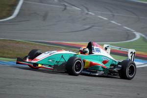 Manuel Amweg im Formel Renault. Foto: Rolf Schindler