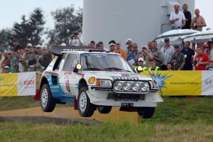 Das ADAC Eifel Rallye Festival findet in diesem Jahr vom (25. bis 27. Juli statt. Foto: Jürgen Hahn