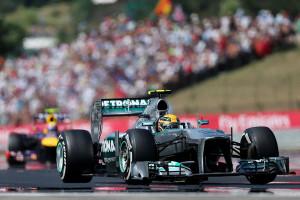 Lewis Hamilton gewinnt Großen Preis von Ungarn auf dem Hungaroring. Foto: Mercedes