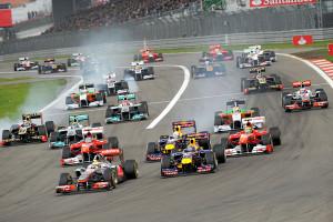Am Wochenende fährt die Formel 1 auf dem Nürburgring. Foto:Nuerburgring-Betriebsgesellschaft mbH