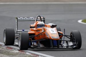 Felix Rosenqvist erobert Pole-Position in Zandvoort. Foto Thomas Suer