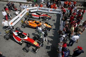 Auf dem Norisring startete die FIA Formel-3-Europameisterschaft in ihre zweite Saisonhälfte. Foto: FIA F3 / Suer