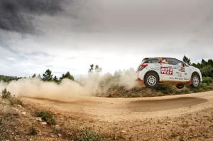 Die Citroën Top Driver-Serie macht vom 1. bis 3. August Station bei der Rallye Finnland. Foto: S Presse/Panoramic/Andre Lavadinho