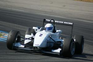 Am kommenden Wochenende fahren Formel 3 und Formel Renault im tschechischen Most (Brüx). Foto: Rolf Schindler