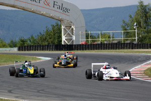 FIA Zone Trophy im Autodrom Most. Foto: Rolf Schindler
