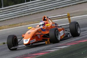 Maximilian Günther startet von der Pole Position. Foto: ADAC