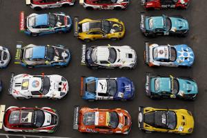 """ADAC GT Masters, die """"Liga der Supersportwagen"""". Foto: ADAC / Thomas Suer"""
