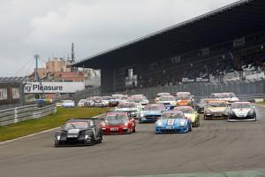 Am Wochenende geht's bei der STT auf dem Nürburgring wieder rund (Foto: Patrick Holzer)