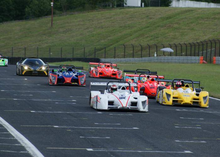 Pressemeldung der Sports Car Challenge zum 3. Saisonlauf der SCC in Most